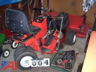 Gravely Promaster 300 Mower and More