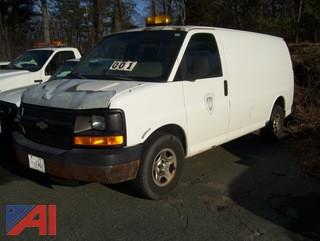 2005 Chevy Express 1500 Van