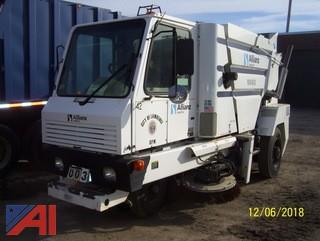 2006 Johnston/Alliance MX450 Sweeper