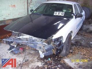 2006 Ford Crown Victoria 4 Door/Police Interceptor (Parts Car)