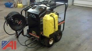 3500psi Mi-T-M Hot Water Power Washer