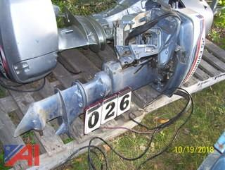 Evinrude 25HP Outboard Motor