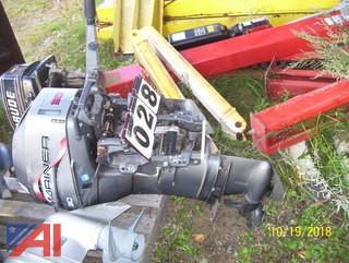 Mariner 30HP Outboard Motor
