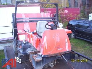 2004 Smithco Sweep Star 60 Landscape Sweeper