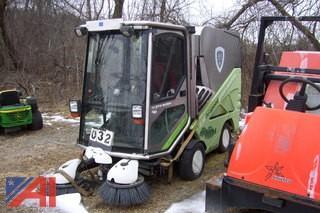 2007 Green Machine 636 Sweeper
