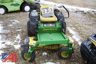John Deere Z425 Mower