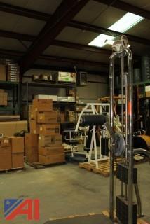 Universal & Cybex Exercise Machines