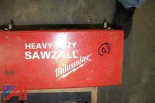 Heavy Duty Milwaukee Sawzall
