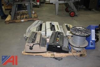 IBM Typewriters