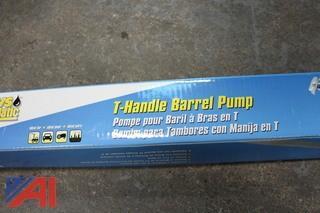 Dayton Barrel Pumps & Unger Paper Pickers