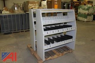 Van Storage Shelves