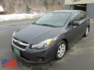 2014 Subaru Impreza Hatchback 4 Door