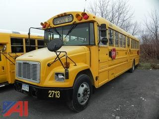 (2713) 2007 Freightliner Thomas FS65 School Bus
