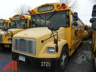 (2725) 2007 Freightliner Thomas FS65 School Bus