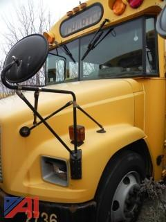 (2736) 2007 Freightliner Thomas FS65 School Bus