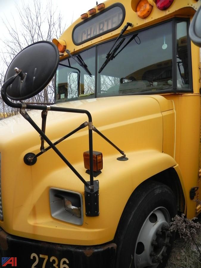 Business Surplus (Birnie Bus-Utica), NY  #16522