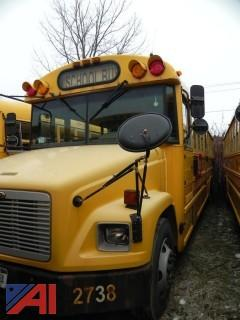 (2738) 2007 Freightliner Thomas FS65 School Bus
