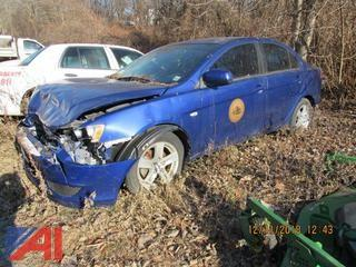2008 Mitsubishi Lancer 4DSD (Parts Only)
