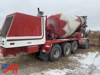 2000 Advance Cement Mixer Truck