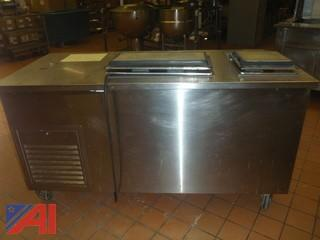 (#39) Top Serve Freezer
