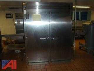 (#40) Traulsen Double Door Refrigerator
