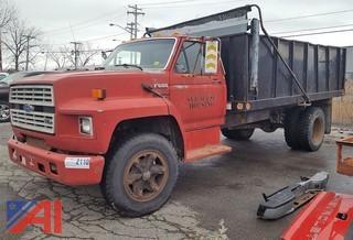 1994 Ford F600 Dump Truck