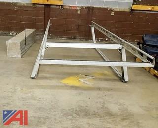 System One Ladder Rack & Tool Box