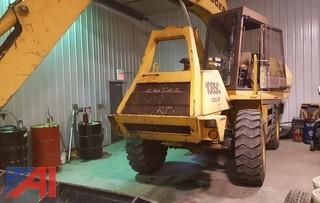 1996 Badger 1085C Cruiz-Air Wheeled Excavator