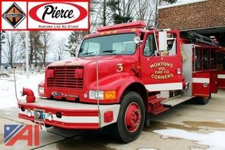 1994 International 4900 Pierce Pumper
