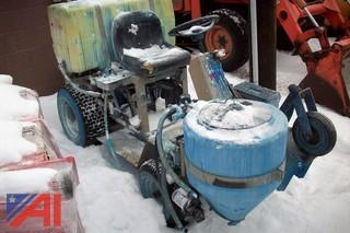 Kromer Paint Striper Machine