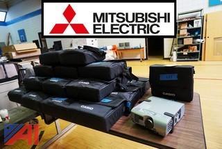 Mitsubishi #XL1U Projectors