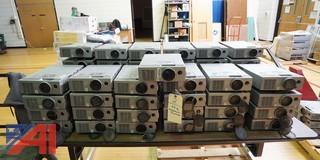 Mitsubishi #LVP-X70UX Projectors