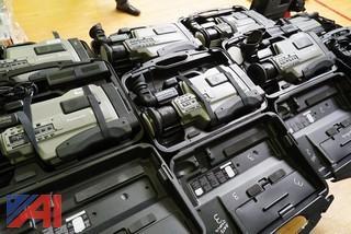 VHS & SVHS Semi Pro Video Cameras