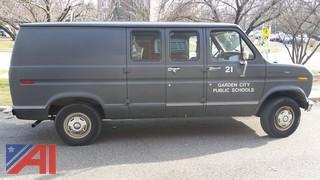1989 Ford Econoline E250 Cargo Van