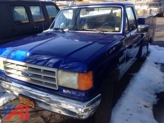 1989 Ford F250 Pickup Truck