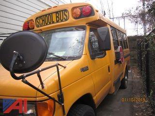 2004 Ford E350 Super Duty School Bus