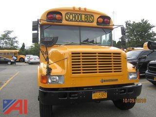 1994 International 3800 Blue Bird School Bus