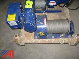 Electric Winch, MY-TE