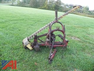7' New Holland, Model #450 Sickle Bar Mower Attachment