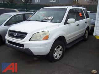 2005 Honda Pilot SUV