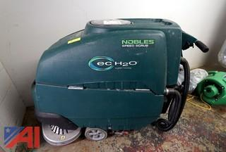 "Nobles SpeedScrub Disk 32"" Traction Drive Floor Scrubber"