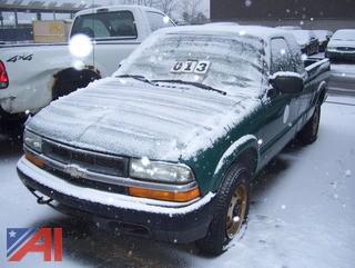 Chevy S10 Pickup