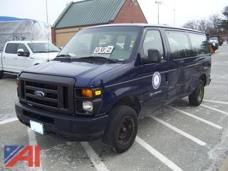 2008 Ford E150 XL Van
