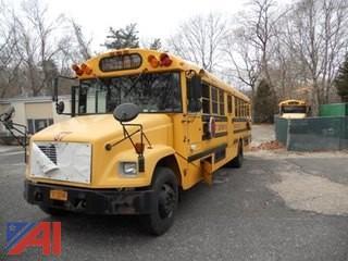 2004 Thomas Freightliner FS65 School Bus