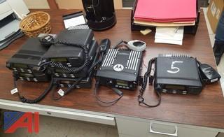 Various Motorola 2-Way Radios