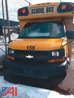 2011 Chevy Express G3500 School Bus