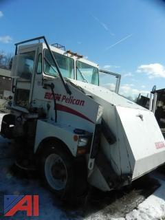 #4 2005 Elgin Pelican Sweeper