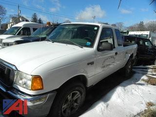 #7 2004 Ford Ranger XLT Pickup Truck