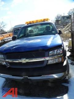 #12 2003 Chevy Silverado 2500HD Pickup Truck