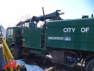 #21 1988 Mack MR688S Vacuum Truck